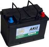 Autobaterie EURO POWER 74Ah 680A
