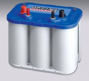 Autobaterie OPTIMA Blue Top DC-4.2 55AH, 765A, 12V