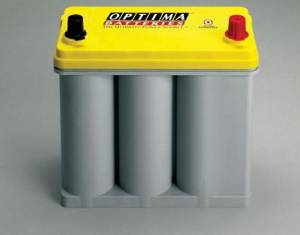 Autobaterie OPTIMA Yellow Top S-4.2 55AH, 765A, 12V