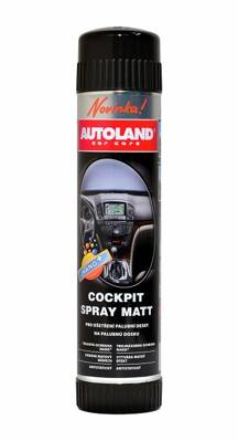 Cockpit spray MATT matný NANO+ 400ml