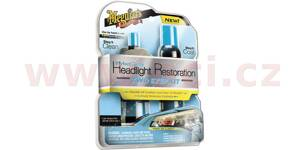 MEGUIARS PERFECT CLARITY HEADLIGHT RESTORATION KIT - REVOLUČNÍ SADA NA OŽIVENÍ SVĚTEL