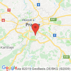 Google map: Libušská 196/26